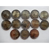 2007 Treaty of Rome 13 pcs