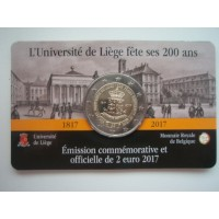 2017- Belgium	200 years University of Liège