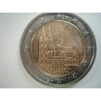 2011- Germany	Cologne Cathedral (North Rhine-Westphalia) A