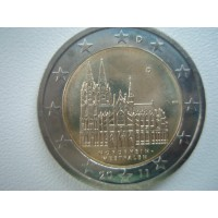 2011- Germany	Cologne Cathedral (North Rhine-Westphalia) D