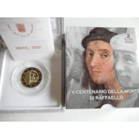 2020-Vatican   500 years since the death of Raphael PROOF