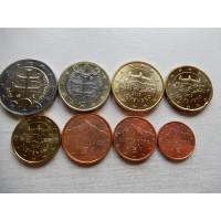 Slovakkia eurokomplekt 2009
