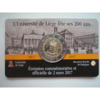 2017-Belgium200 years University of Liège