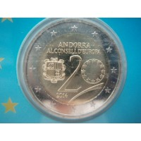 2014-Andorra20 years in the Council of Europe