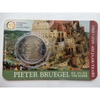 2019-Belgium   450 years since the death of Pieter Bruegel the Elder