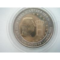2004-LuxembourgEffigy and Monogram of Grand Duke Henri