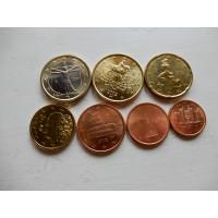Itaalia eurokomplekt 2002 (ilma 2 eurosetta!)