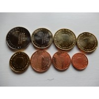 Hollandi eurokomplekt 2007