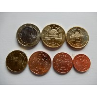Austria eurokomplekt 2007