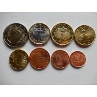 Itaalia eurokomplekt 2006