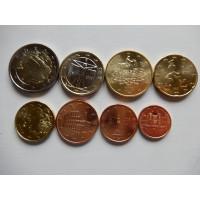 Itaalia eurokomplekt 2008