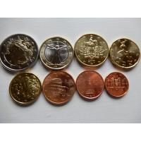Itaalia eurokomplekt 2010