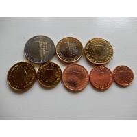 Hollandi eurokomplekt 2011
