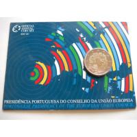 2007-Portugal Eesistujariik (mündikaart)