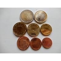 Hollandi eurokomplekt 2012