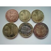 Andorra 5,10,20,50 senti ja 1,2 eurot 2014