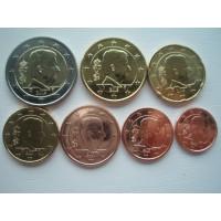 Belgium 2,5,10 ja 50 cents - PHILIPPE